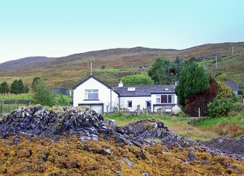 Thumbnail 2 bed detached house for sale in Broadford, Isle Of Skye