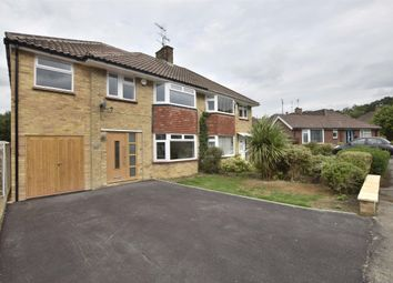 Thumbnail 4 bedroom detached house to rent in Wistley Road, Charlton Kings, Cheltenham