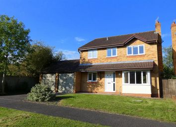 Thumbnail 4 bed detached house for sale in Heron Lane, Bishopton, Stratford-Upon-Avon