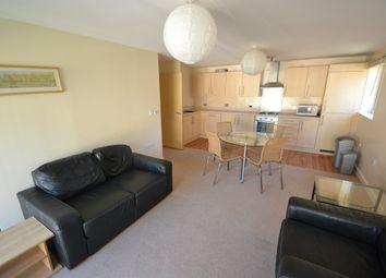 2 bed flat to rent in Reresby Court, Heol Glan Rheidol, Cardiff CF10