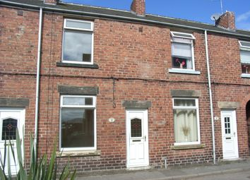 Thumbnail 2 bed terraced house to rent in Shaws Row, Old Road, Chesterfield