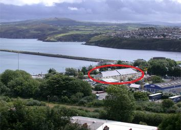 Thumbnail Studio for sale in Fishguard Bay Apartments, The Parrog, Goodwick, Pembrokeshire