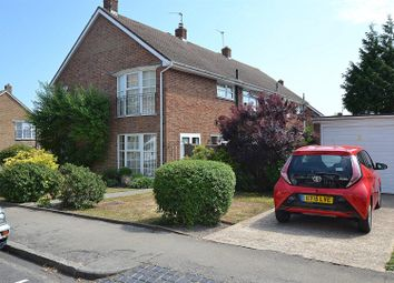 3 bed end terrace house for sale in Churchill Close, Eastbourne BN20