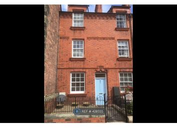 Thumbnail 3 bed terraced house to rent in Park Terrace, Welshpool