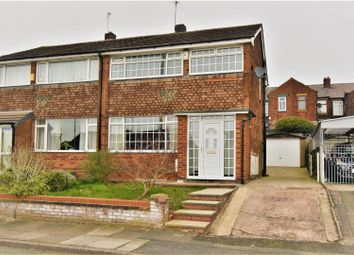 Thumbnail 3 bed semi-detached house for sale in Ashford Avenue, Worsley, Manchester