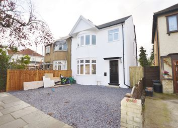Thumbnail 4 bed semi-detached house for sale in Devonshire Road, Ilford, Essex