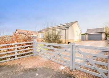 Thumbnail 2 bedroom detached bungalow for sale in Craighouse Place, Saline, Dunfermline