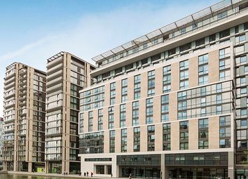 Thumbnail 3 bed flat to rent in Merchant Square, East Harbet Road, Edgware Road
