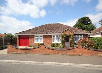 Thumbnail 3 bedroom bungalow for sale in Oak Avenue, Norwich