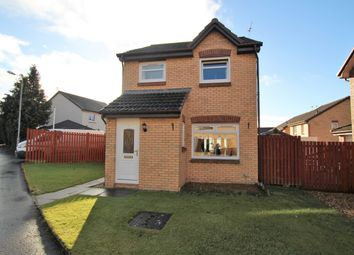 Thumbnail 3 bedroom detached house for sale in Howson Lea, Motherwell