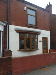 Thumbnail 3 bed terraced house to rent in West End Avenue, Doncaster