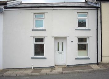 Thumbnail 2 bed terraced house for sale in Cross Street, Rhymney, Tredegar