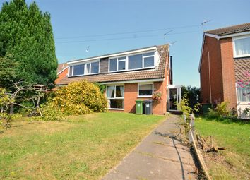 Thumbnail 3 bed property for sale in Millside, Stalham, Norwich