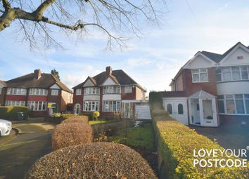 Thumbnail 3 bed semi-detached house for sale in Romilly Avenue, Handsworth Wood, Birmingham