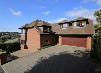 Thumbnail 5 bed detached house for sale in Mearwood Lane, Falmouth