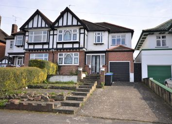 Thumbnail 6 bed semi-detached house for sale in Pasture Road, Wembley, Middlesex