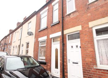 Thumbnail 2 bed terraced house to rent in Lynncroft, Eastwood, Nottingham