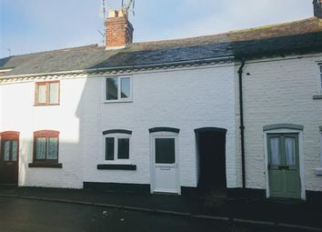 Thumbnail 1 bed terraced house to rent in Noble Street, Wem
