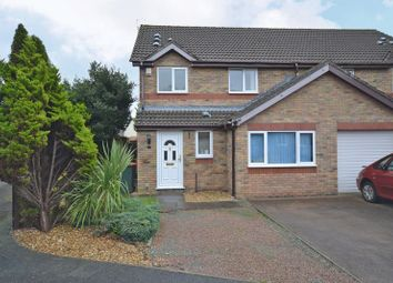 Thumbnail 3 bed semi-detached house for sale in Superb Semi-Detached House, Octavius Close, Newport