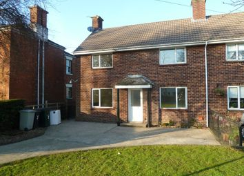 Thumbnail 3 bed semi-detached house to rent in Station Road, North Thoresby, Grimsby