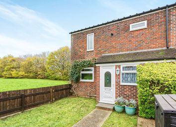 Thumbnail 3 bed end terrace house for sale in Gilbert Close, Basingstoke