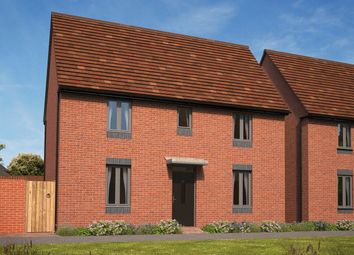 Thumbnail 3 bed detached house for sale in The Hadley, Eastefield Development, Lawley
