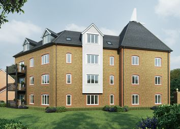 Thumbnail 2 bed flat for sale in Tudeley Lane, Tonbridge