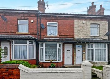 Thumbnail 2 bed terraced house for sale in Stoneyford Road, Sutton-In-Ashfield, Nottinghamshire, Notts