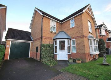 Thumbnail 3 bedroom detached house for sale in Hillier Place, Chessington