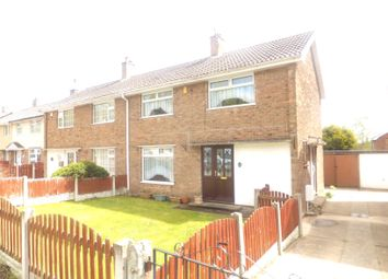 Thumbnail 4 bed semi-detached house for sale in Egmanton Road, Meden Vale, Mansfield, Nottinghamshire