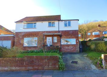 Thumbnail 4 bed detached house for sale in Manvers Road, Eastbourne