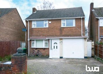 Thumbnail 4 bed detached house for sale in 3 Lenwade Road, Oldbury