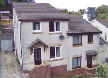 Thumbnail 3 bed semi-detached house for sale in Elm Road, Brixham