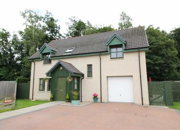 Thumbnail 4 bed detached house for sale in 21, Teaninich Paddock, Alness, Ross-Shire