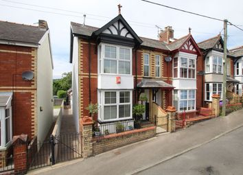 Thumbnail 3 bed end terrace house for sale in Wyndham Road, Abergavenny