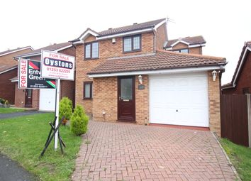 Thumbnail 4 bed detached house for sale in Geldof Drive, North Shore, Blackpool, Lancashire