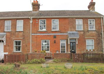 Thumbnail 1 bed cottage to rent in Station Road, West Meon, Petersfield