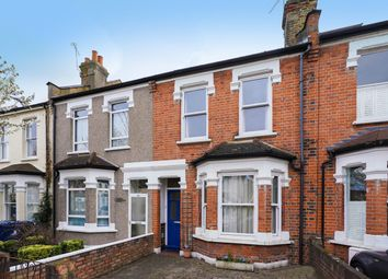 Thumbnail 3 bed terraced house for sale in Cranmer Avenue, Ealing
