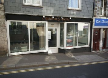 Thumbnail Commercial property for sale in Fore Street, Camelford