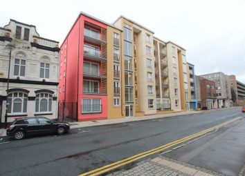 Thumbnail 1 bed flat to rent in Dock Street, Hull