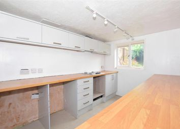Thumbnail 4 bed terraced house for sale in Linden Crescent, Folkestone, Kent