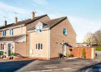 Thumbnail End terrace house for sale in Queen Emmas Dyke, Witney
