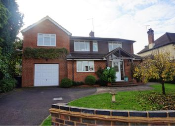 Thumbnail 6 bed detached house for sale in Broomleaf Road, Farnham