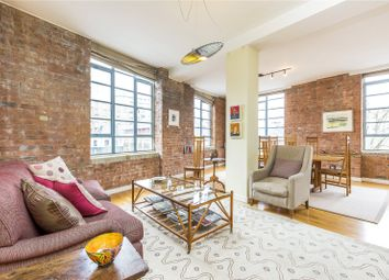 Thumbnail 2 bed flat for sale in Boss House, 2 Boss Street, London