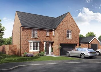 "Thumbnail 4 bed detached house for sale in ""Shelbourne"" at Waterlode, Nantwich"