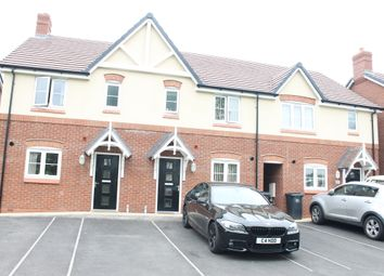 Thumbnail 3 bed end terrace house to rent in Milliners Reach, Atherstone, Wawrickshire