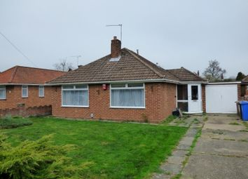 Thumbnail 2 bed bungalow to rent in Chelsworth Avenue, Ipswich