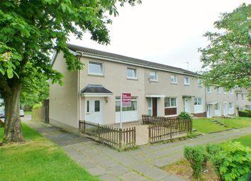 Thumbnail 3 bed end terrace house for sale in Glen Feshie, St Leonards, East Kilbride
