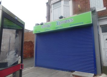 Thumbnail Retail premises for sale in Mortimer Road, South Shields