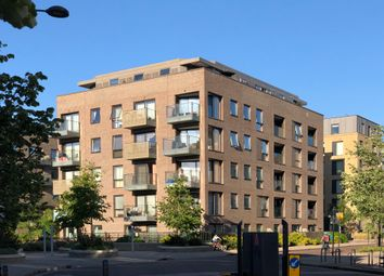 Thumbnail 1 bed flat for sale in Huxley House, 8 Mill Park, Cambridge
